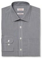 Merona Men's Ultimate Dress Shirt Navy Check