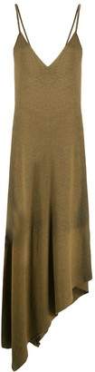 Thom Krom Asymmetric Draped Dress