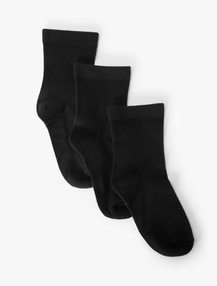 John Lewis & Partners Children's Thermal Socks, Pack of 3