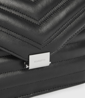 AllSaints Justine Small Crossbody Bag