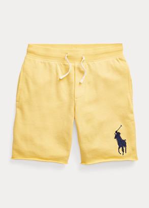 Ralph Lauren Big Pony Spa Terry Short