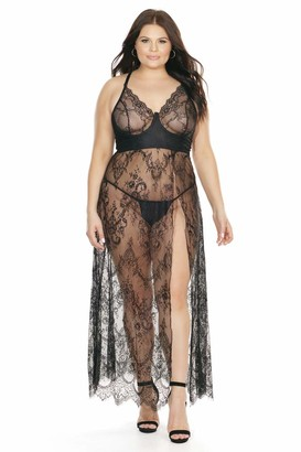 Coquette Women's Plus Size Gown