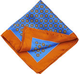 Oxford Pocket Square Silk