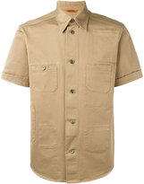 Barena multi-pocket shirt - men - Cotton - 46