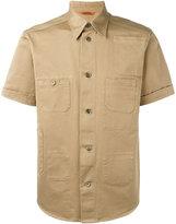 Barena multi-pocket shirt