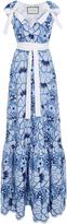 Alexis Ephie Floral Long Dress