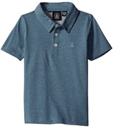 Volcom Wowzer Polo (Toddler/Little Kids)