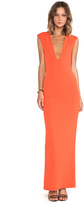 SOLACE London Aretha Maxi Dress