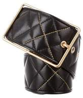 3.1 Phillip Lim Quilted Leather Belt
