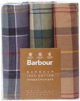 Barbour Tartan Handkerchief Boxed Gift Set