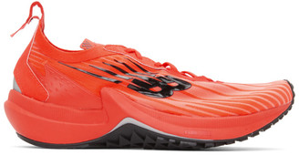 New Balance Red FuelCell Speedrift Sneakers