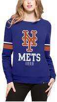 '47 Women's New York Mets Throwback Crew Sweatshirt
