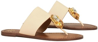 Tory Burch PATOS DISK EMBELLISHED SANDAL
