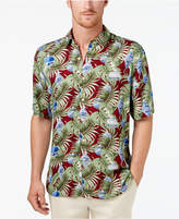 Tasso Elba Men's Ornaments Printed Shirt, Created for Macy's