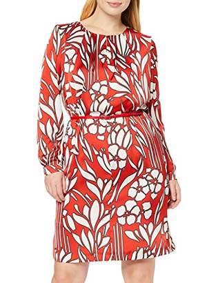 Daniel Hechter Women's Kleid Knee-Length A-Line Casual clothes,(Manufacturer Size: 40)