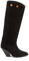 Etoile Isabel Marant Deyita suede Western boots