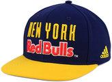 adidas New York Red Bulls Jersey Snapback Cap