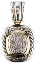 David Yurman Pave Albion Enhancer