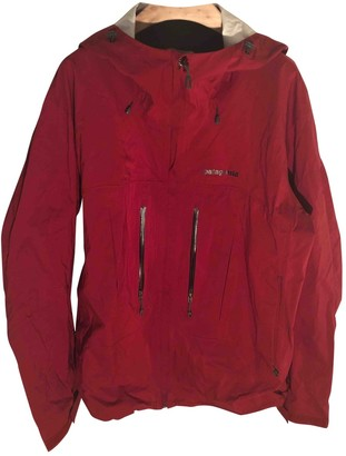 Patagonia Red Synthetic Jackets