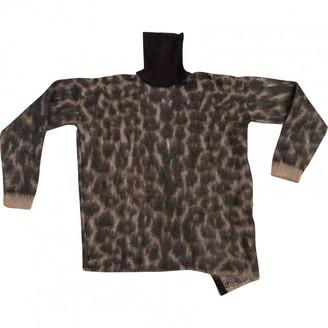 N°21 N21 Brown Wool Knitwear for Women