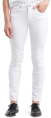 Levi's Women's Classic Mid Rise Skinny Jeans