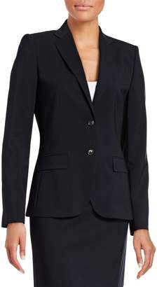 HUGO Amiesa Stretch-Wool Jacket
