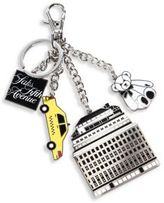 Saks Fifth Avenue Collection Store Front Keychain