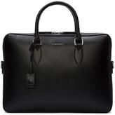 Burberry Black Hambleton Briefcase