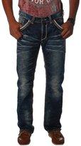 Affliction Mens Blake Fleur Jeans