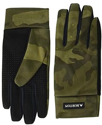 Burton Touch N Go Glove (Worn Camo) Snowboard Gloves