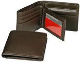 Perry Ellis Gramercy Soft Lambskin Passcase Wallet