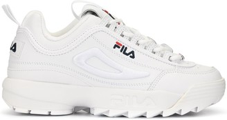 Fila Disruptor II ridged sole sneakers