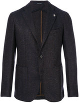 Tagliatore woven suit jacket
