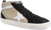 Golden Goose Deluxe Brand Midstar Velvet Sneakers