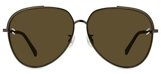 Stella McCartney 61MM Aviator Sunglasses