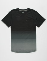 Hurley Ombre Boys Pocket Tee