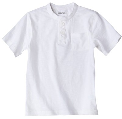 Cherokee® Boys' Short-Sleeve Shirt