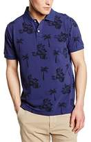 Otto Kern Men's Polo Shirt - Blue -