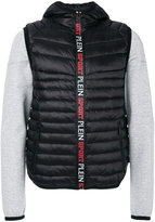 Philipp Plein Bill jacket - men - Feather Down/Nylon - S
