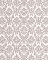 Graham & Brown Damask Gray Wallpaper