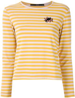 Eva striped long sleeve T-shirt