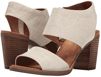 Toms Majorca Cutout Sandal (Natural Yarn-Dye) Women's Shoes