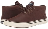 Sperry Striper Storm Chukka (Brown Leather) Men's Boots