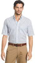 Arrow Men's Coastal Cove Classic-Fit Plaid Button-Down Shirt