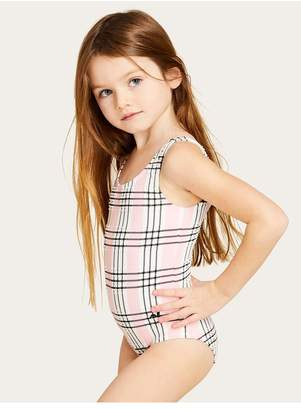 Morgan Lane Maisie Kids One-Piece In Shortcake