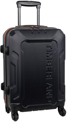 "Timberland Blue Boscawen 21"" Hardside Spinner Suitcase"