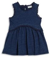 Splendid Toddler's & Little Girl's Lace Trimmed Top