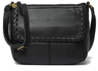 The Sak Margarita Leather Crossbody Bag