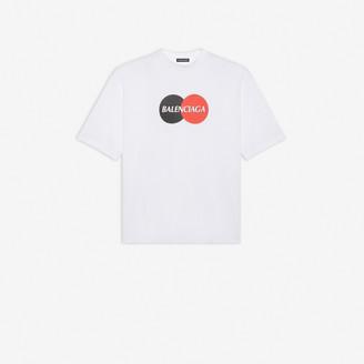 Balenciaga Uniform Large Fit T-shirt