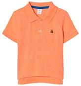 Gap Orange Pique Polo Shirt